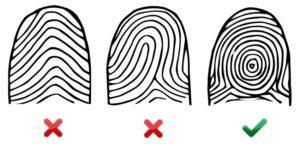 Хиромантия совместимость по отпечатку пальцев