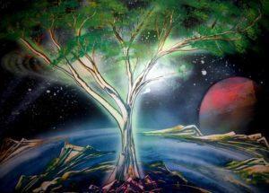 Сбудется ли мое желание - Гадание магическое дерево онлайн