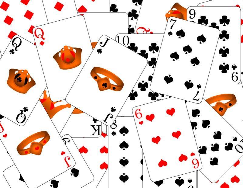 игры гадания на картах играть
